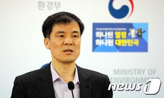 """[사진]환경부 """"미세먼지 환경기준, 오는 27일부터 강화"""""""