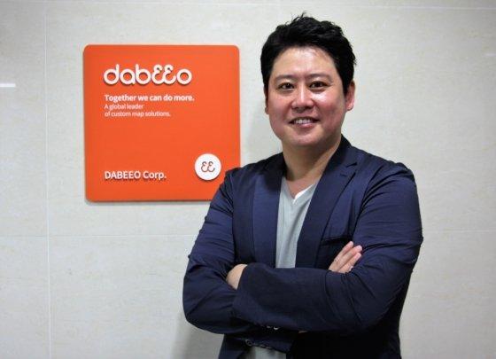 박주흠 다비오 대표(43) / 사진=김유경 기자