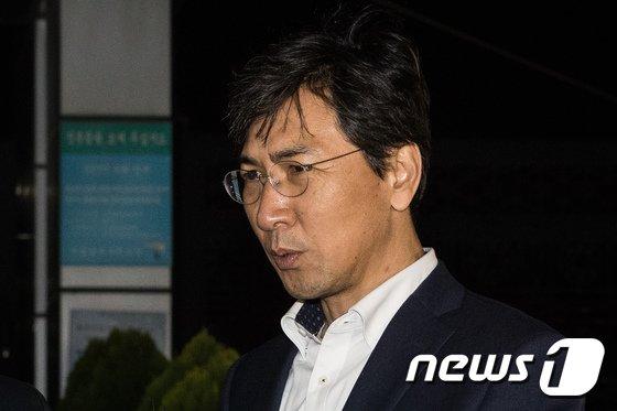 [사진]구속영장 또 기각된 안희정