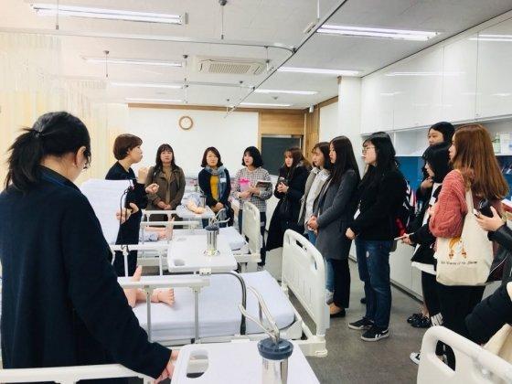 대전과기대 간호학과, 단계별 멘토링 프로그램 도입