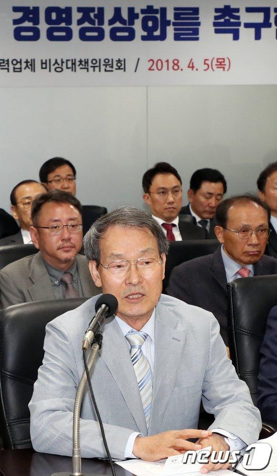 [사진]한국지엠에 신차 배정과 신기술 도입 촉구