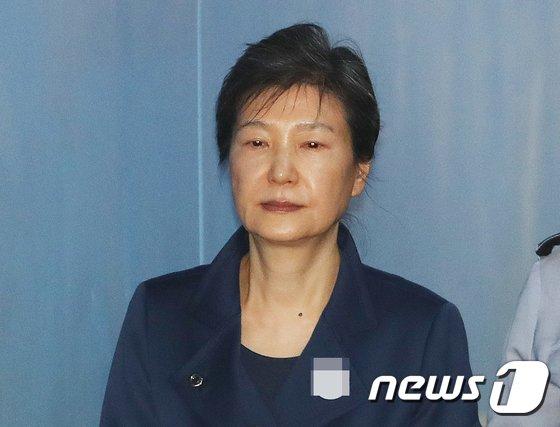 박근혜 전 대통령  © News1 송원영 기자