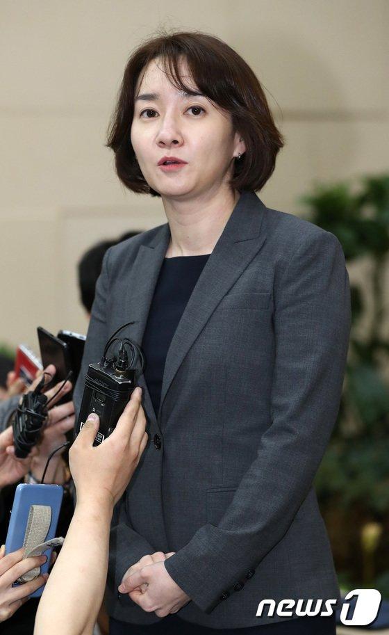 [사진]김흥국 고소인 변호인, '의도적 접근 아니다'