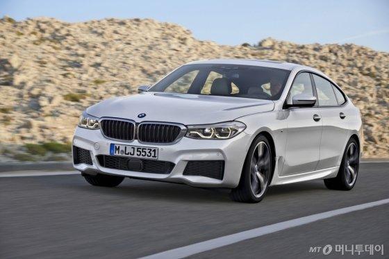 '뉴 6시리즈 GT'/사진제공=BMW 그룹 코리아