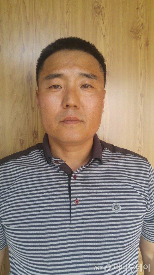 '고의 교통사고 의인' 한영탁 씨/사진제공=LG