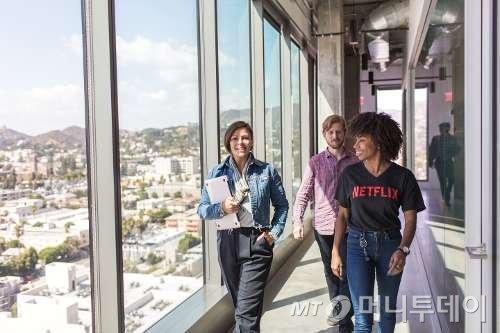 실리콘밸리에 위치한 넷플릭스 본사. /사진=넷플릭스 잡 홈페이지