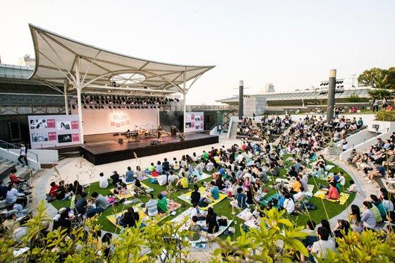 우면산 별밤축제./사진제공=국립국악원