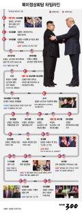 [그래픽뉴스]북미정상회담 타임라인