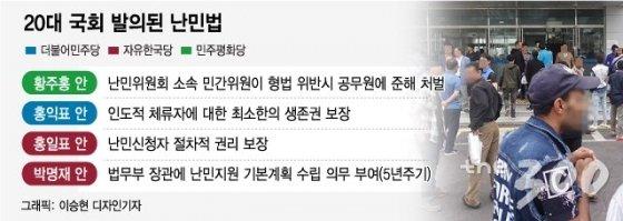 [MT리포트] 난민 공포 vs 인류애…'딜레마' 빠진 대한민국