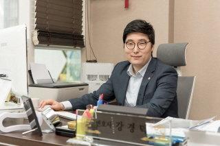 강경덕 대표변호사/사진제공=법률사무소 차이