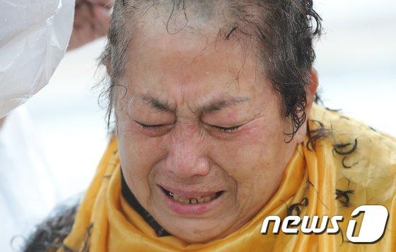 [사진]'오월 어머니의 눈물'