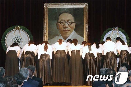 [사진]'백범 김구 선생을 기리며'