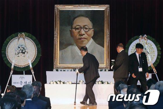 [사진]백범 김구 선생 '세월이 지나도 그리운 이름'