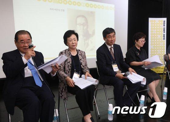 [사진]여성 독립운동가 이은숙의 '서간도 시종기' 낭독회