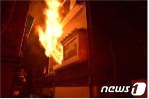 (서울 은평소방서 제공)© News1