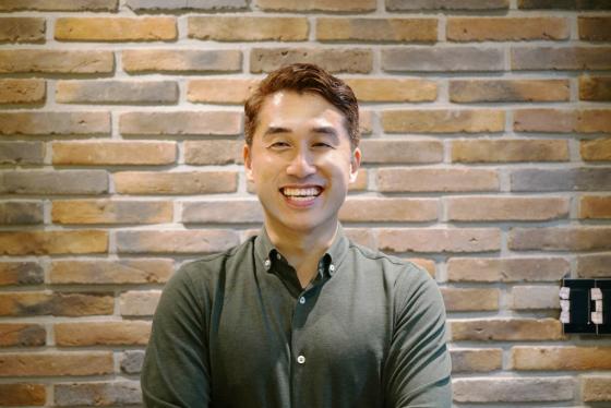 박현호 크몽 대표(40). / 사진제공=크몽