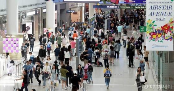 인천국제공항 면세점