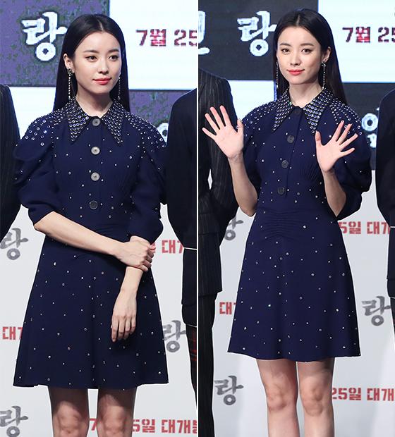 배우 한효주/사진=이기범 기자