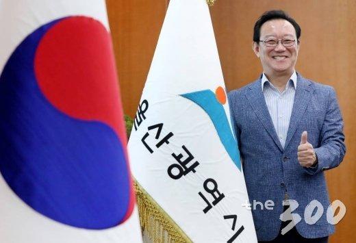 송철호 울산시장. /사진=홍봉진 기자