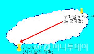 제주 여성 추정 시신 발견된 곳, 지도로 보니…'정반대' 위치