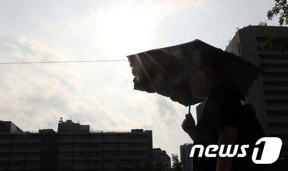 [사진]'폭염 장기화'