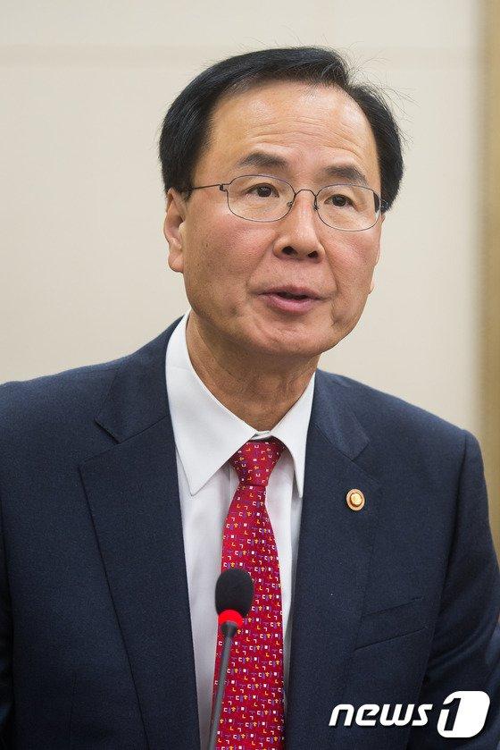 노대래 전 공정거래위원장. 2014.11.18/뉴스1 © News1 유승관 기자