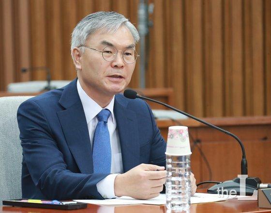 김선수 대법관./사진=뉴스1