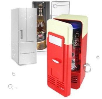 노트북 등에 꽂아 쓰는 USB 냉장고. / 자료제공=위메프