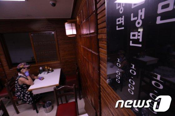 [사진]서울 외식품목 가격 상승세