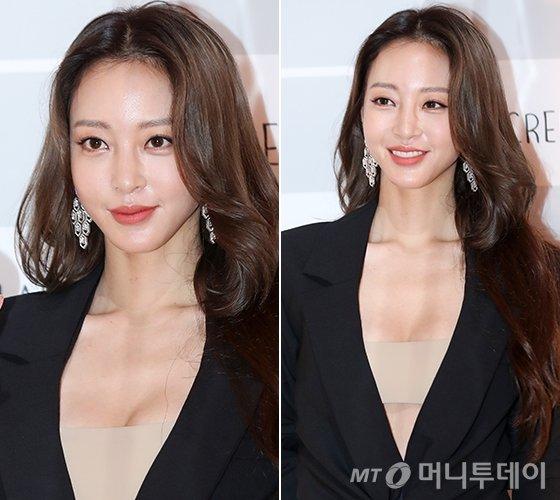 배우 한예슬/사진=김휘선 기자