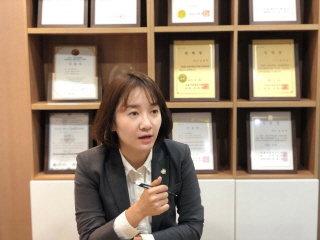 채다은 대표변호사/사진제공=법률사무소 차이