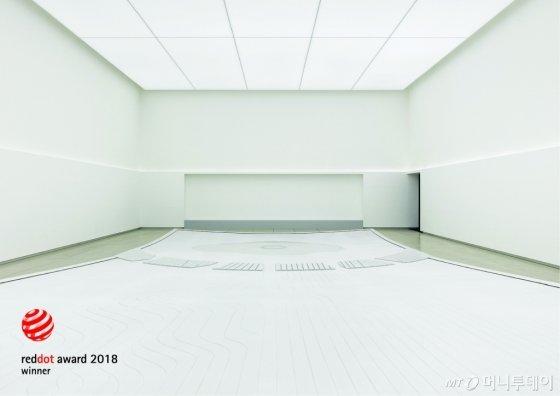 현대차 파빌리온 내부/사진제공=현대차
