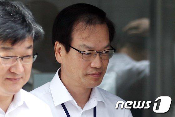 [사진]허익범 특검 '수사기간 연장하나?'