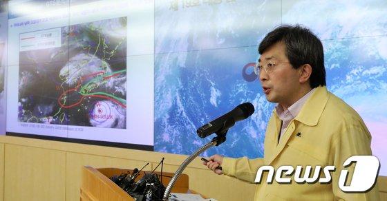 [사진]태풍 솔릭 북상...'현황과 전망은?'