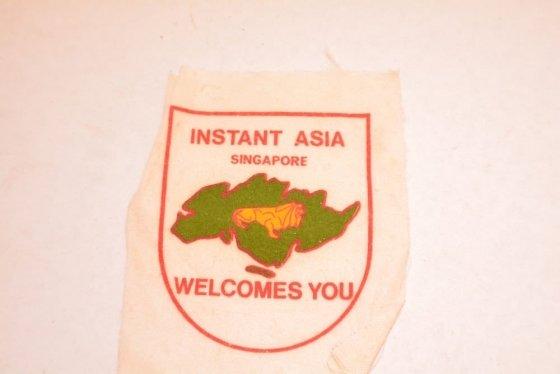 '인스턴트 아시아 싱가포르'는 싱가포르 관광청이 사용한 첫 슬로건이었다. '멜팅폿' 싱가포르에서 아시아의 모든 문화, 음식을 한번에 즐길 수 있다는 의미였다. /사진=레딧 캡처