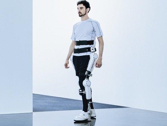사이버다인의 외골격 로봇 '할(HAL)'/사진=사이버다인