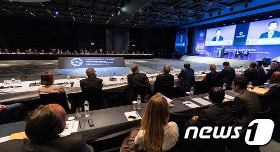 [사진]헌재 창립 30주년, '헌법재판과 민주주의' 주제로 국제회의 개최