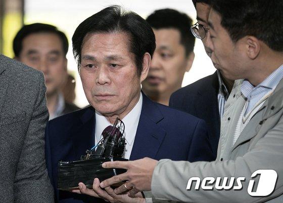 '여신도 성폭행' 의혹을 받는 이재록 만민중앙성결교회 목사. 2018.5.3/뉴스1 © News1 이승배 기자