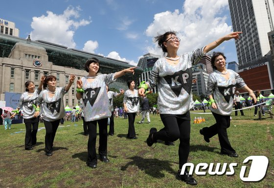 [사진]가을 댄스