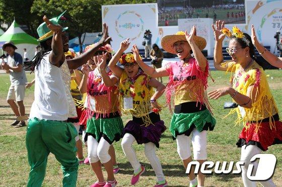 [사진]'신나게 춤추며 강강서울래'