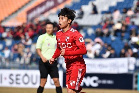 부산 이동준 /사진=한국프로축구연맹 제공