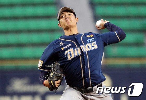 [사진]왕웨이중 '최선을 다해'