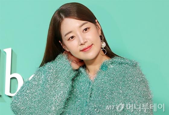 배우 한지혜/사진=김휘선 기자
