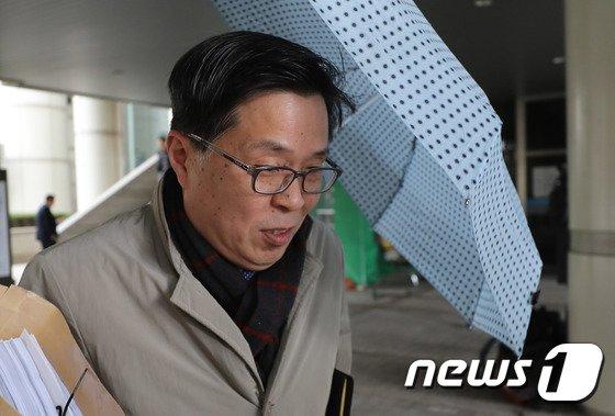 '여직원 성추행' 혐의로 공판에 넘겨진 김문환 전 에티오피아 대사© News1