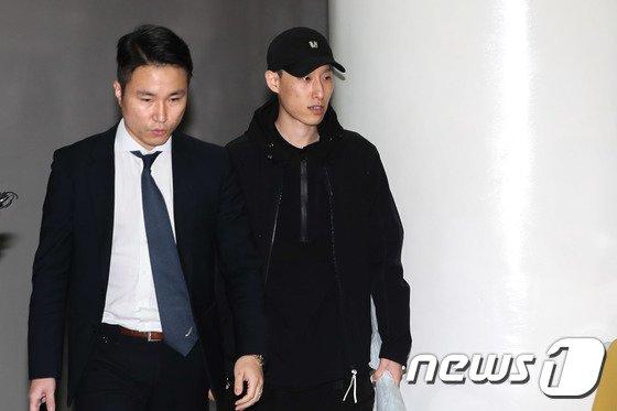 래퍼 블랙넛(오른쪽) 2018.3.15/뉴스1 © News1 성동훈 기자