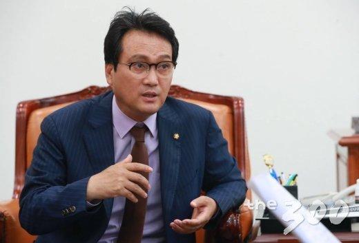 2018.09.13 안민석 국회 문체위원장 인터뷰/사진=이동훈 기자