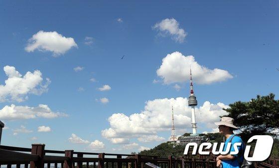 [사진]'날씨 참 좋다'