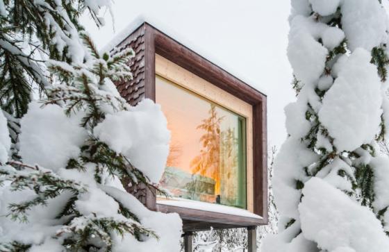 Rovaniemi의 한 디자인호텔 /사진=핀란드관광청