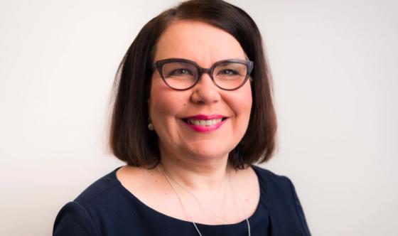 지난 9월1일 핀란드 국영방송 일레(YLE) CEO로 취임한 Merja Yla-Anttila /사진=일레