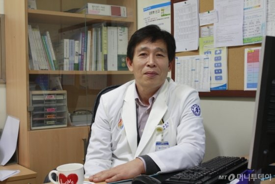 허윤석 인하대학교 당뇨비만센터 외과 교수/사진=고석용 기자